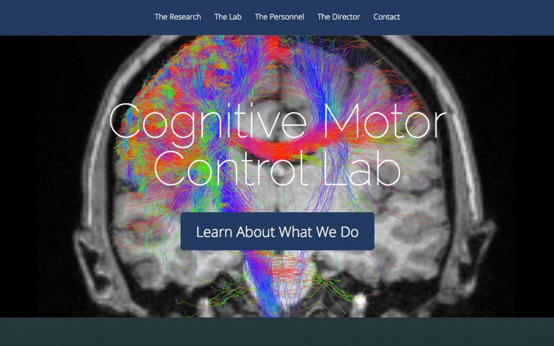 The Cognitive Motor Control Lab