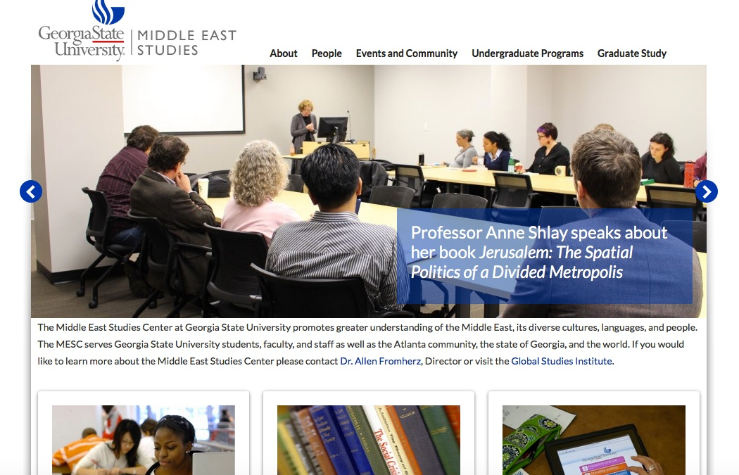 Georgia State University – Middle East Studies Center